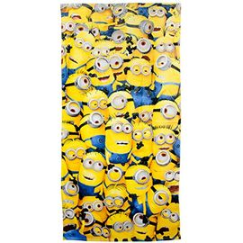 Minions-Strandtuch Extreme